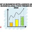 Top 10 Business Intelligence and Business Analytics Trends in 2021