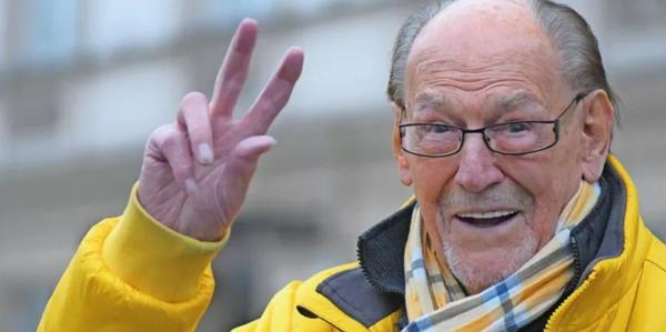 Der Schauspieler Herber Köfer ist im Alter von 100 Jahren gestorben. Quelle: Foto: Bernd Gartenschläger