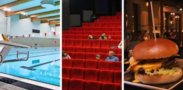 Haben Geimpfte beispielsweise bald mehr Rechte beim Zugang ins Schwimmbad, Kino oder Restaurant? Quelle: MAZ