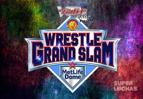 "NJPW: Primeras luchas de campeonato para ""Wrestle Grand Slam in MetLife Dome"""