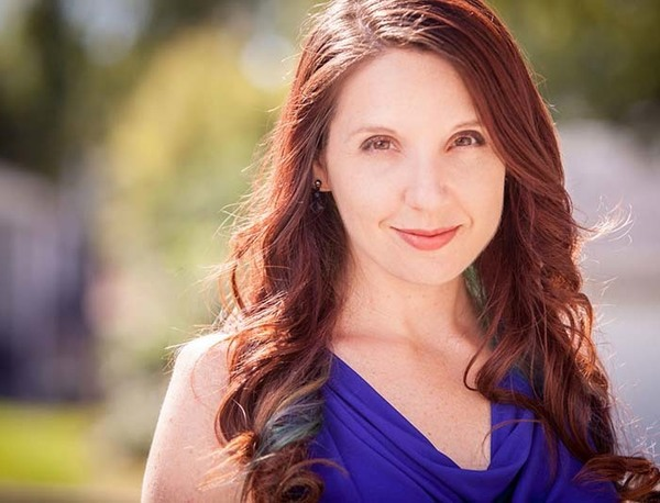 Amy Ratcliffe, author of A Kid's Guide to Fandom