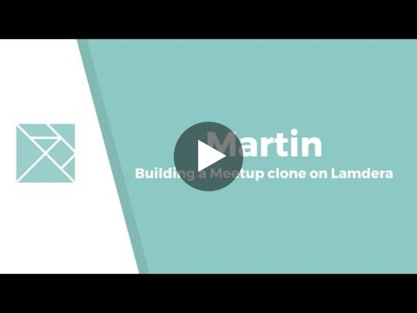 Building a Meetup clone on Lamdera - Martin Stewart