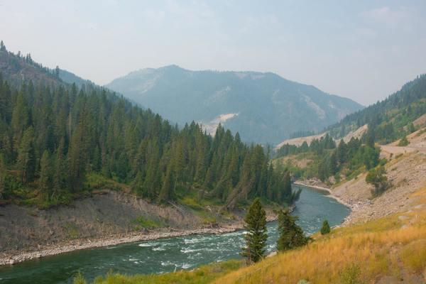 Dam Dumps Mask Record-low Snake Flows
