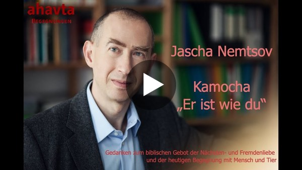 Jascha Nemtsov, Kamocha - Er ist wie du