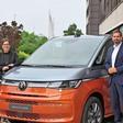Umweltwochen bei Volkswagen: Minister Olaf Lies besucht VW Nutzfahrzeuge