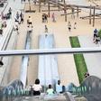 Spirale, Welle oder freier Fall: Riesenrutsche in Autostadt eröffnet
