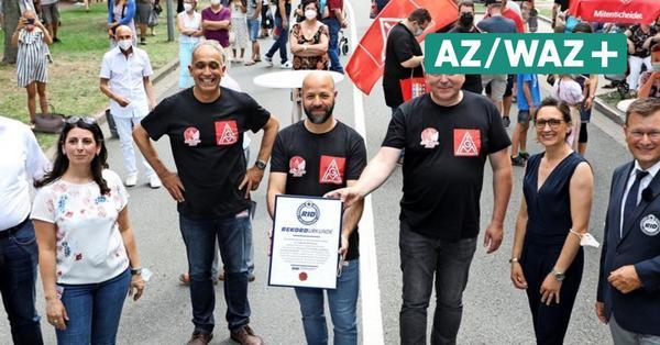Weltrekord geknackt: IG Metall Wolfsburg feiert Geburtstag und erfolgreiche Eis-Tour
