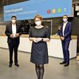 Niedersächsische Gesundheitsministerin besucht VW-Impfzentrum in Wolfsburg