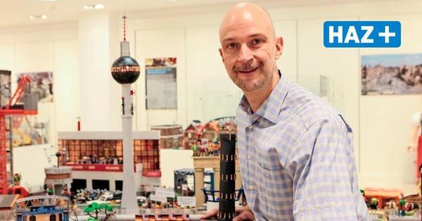 Ernst-August-Galerie Hannover: Robert Packeiser baut die Weltgeschichte aus Playmobil nach