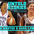 Kara Lawson's WNBA Draft Story   Bleacher Report