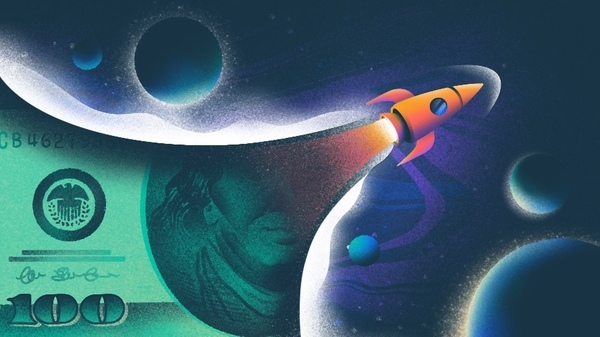 Star-Gazing Investors Launch More Money Into Space Tech