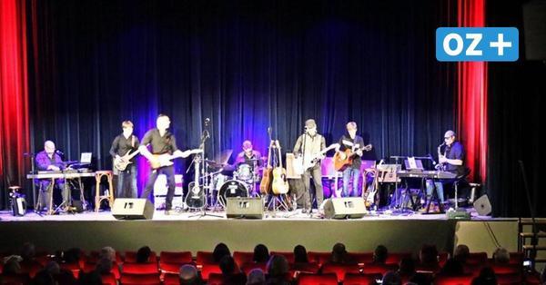 Kamp-Theater Bad Doberan: Max Zeug und Bad Penny spielten als erste nach dem Lockdown