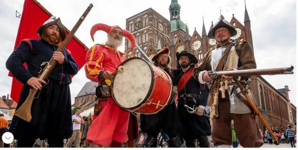 Wallensteintage in Stralsund: Das sind die schönsten Bilder