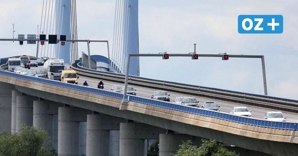 Nach tödlichem Unfall: Droht nun Tempo 60 auf der Rügenbrücke?