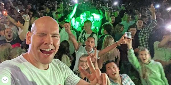 """DJ Streifenhoernchen nach Party in Altefähr: """"Jetzt wird jeder Termin für Party genutzt!"""""""