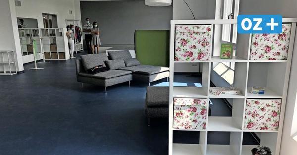 Fritz-Reuter-Schule in Wismar: So lief die Einweihung nach vier Jahren