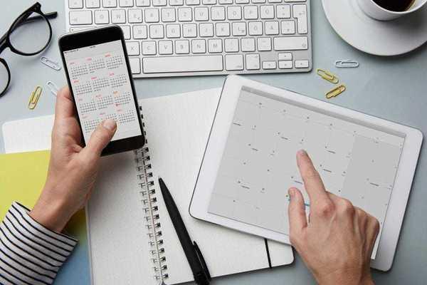 Seven Of The Best Calendar Management Practices