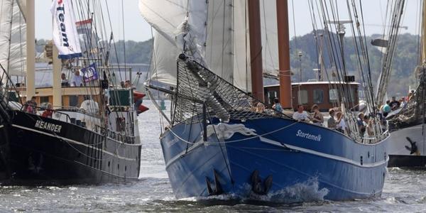 30 Jahre Hanse Sail: OZ sucht schönste Erinnerung an das maritime Fest
