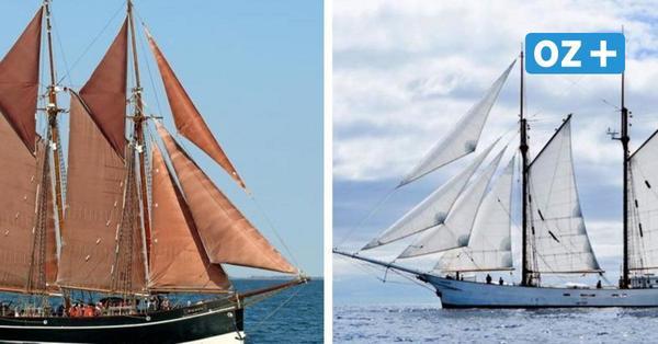 Schiffe der Superlative: Diese Segler steuern die 30.HanseSail in Rostock an