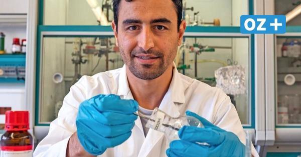 Rostock: Junger Syrer kam als Flüchtling –und ist nun Wissenschaftler