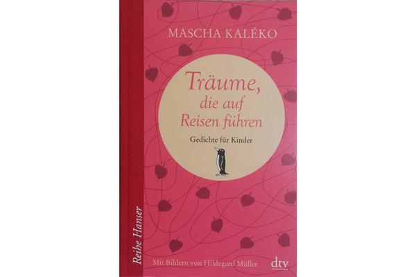 """Cover des Buches """"Träume, die auf Reisen führen"""", erschienen in der dtv Verlagsgesellschaft"""