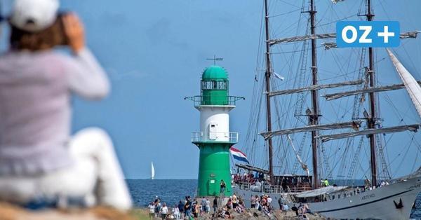 Hanse Sail 2021: Das ist das Programm in Warnemünde
