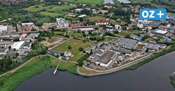 Rostock plant neues Viertel am Wasser: Opfert die Stadt dafür 700 Jobs?