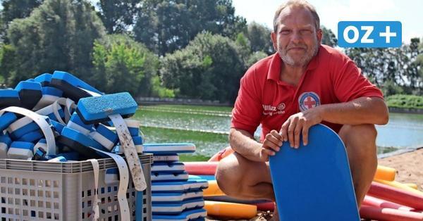Schwimmausbildung in Grimmen: Rekordzahlen im Naturbad