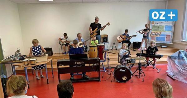 Talentcampus Grimmen: In den Ferien macht Schule Spaß