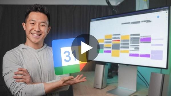 8 Google Calendar Tips for Productivity (2021)