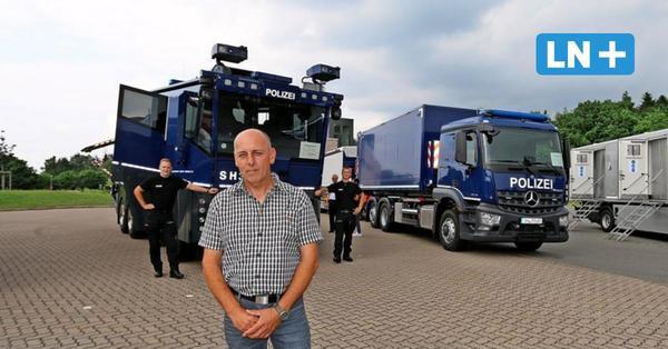 Eutin: Das können die neuen Fahrzeuge der Polizei