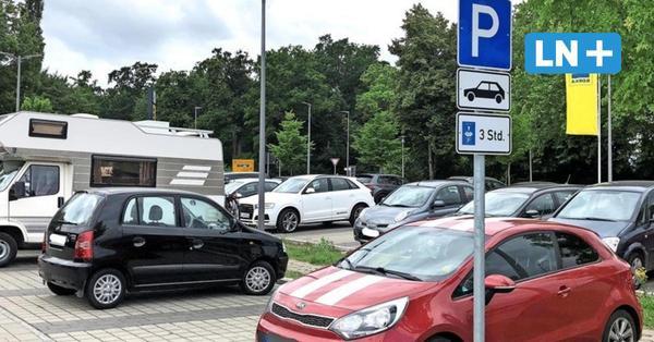 Parkplätze an Ostholsteins Küste: Hier sind Dauernutzer nicht gewollt