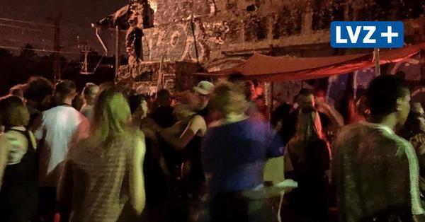 Leipzig: Statt auf der Sachsenbrücke: Wo Leipzig jetzt Open-Air-Partys feiert