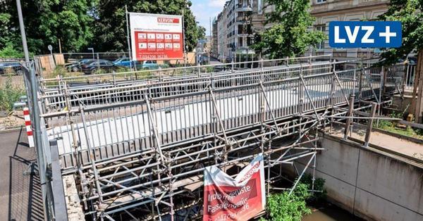 Leipzig: Elsterbrücke und Elstermühlgraben kehren zurück