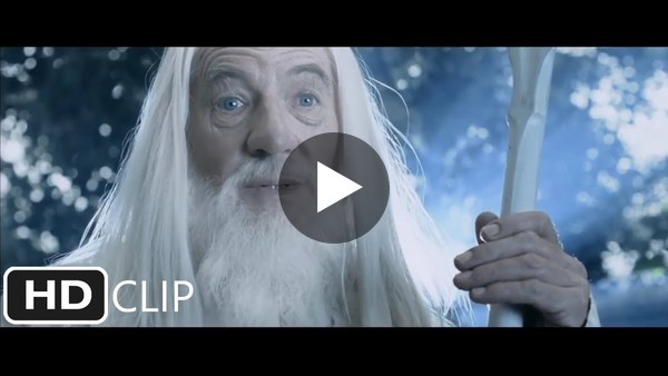 Gandalf The White | The Lord of the Rings: The Two Towers