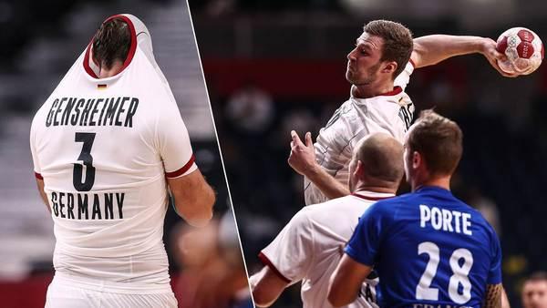 Weiterkommen in Gefahr: Deutsche Handballer verlieren gegen Frankreich knapp - Sportbuzzer.de