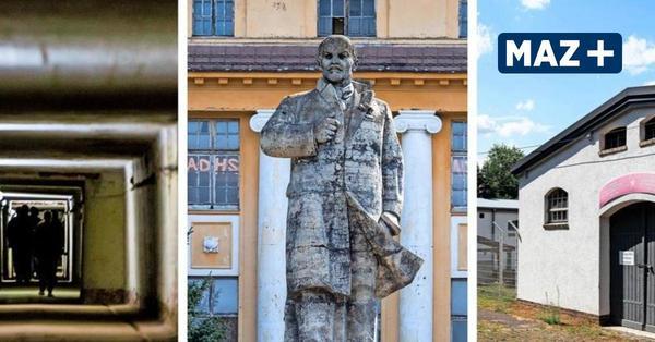 Wünsdorfs Militärgeschichte: Von Bunkern, Panzern und Olympioniken