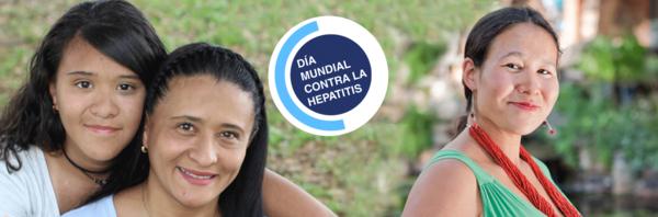 Día mundial contra las hepatitis virales 2021