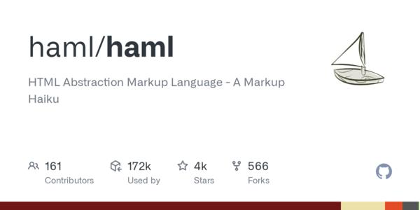 💎 Haml 5.2.2 Release