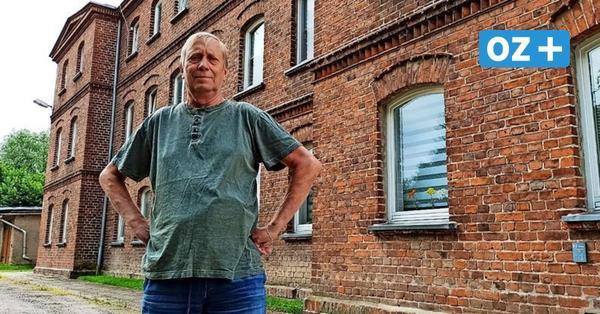 Greifswalder Mieter in Sorge: Was soll mit dem alten Haus an der Klosterruine passieren?