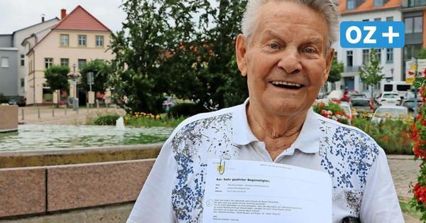 """""""Nicht mit mir!"""": 87-Jähriger von der Insel Rügen zeigt Betrügern die kalte Schulter"""