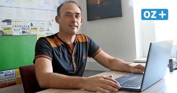 Ribnitz-Damgarten hat einen neuen Vereinssportlehrer