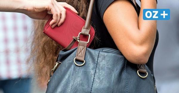 Entrüstung in Barth: Dieb klaut behinderter Frau die Handtasche