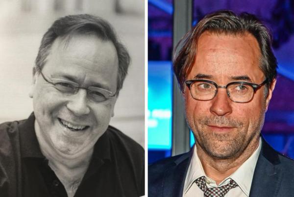 Professor oder Kandidat? Patrick Meinhardt (l.) tritt für die FDP an.