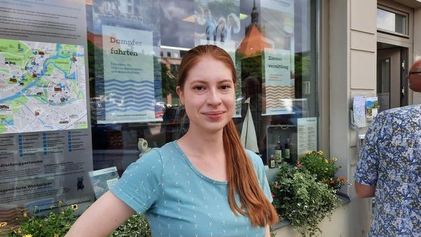Alina Klose (Foto: Wirsing)