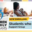 Students Who Parent Support Group