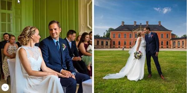 """Heiraten auf Schloss Bothmer: Ein Ort für Traumhochzeiten und """"erschwinglich für jeden"""""""