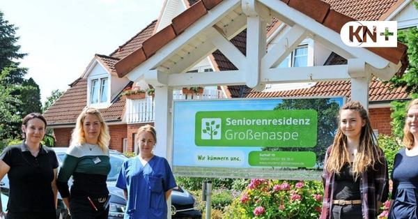Seniorenheim Großenaspe unterstützt Demenzforschung der Uni Lübeck