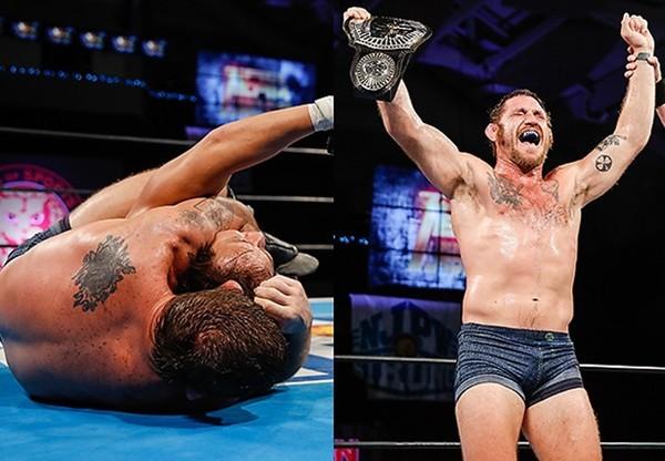 NJPW: «Tag Team Turbulence» VLNCE UNLTD y Good Brothers a la final