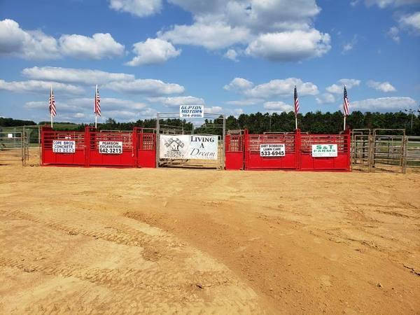 Gupton's Ram Tough Rodeo   July 30-31 at 8 pm